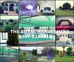 THE ROYAL FARM HOUSE (the royal management) - Karachi - free