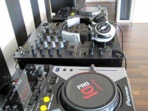 Brand new For Sale: Numark NS7 DJ Turntable, Pioneer DJM
