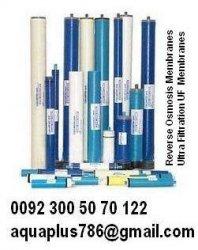 Fluxtek Filmtec hydranautics Vontron RO Membranes Pakistan