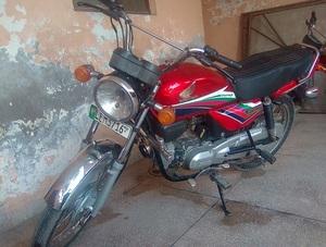 Honda CD 100 for Sale in Good Price - Lahore - free